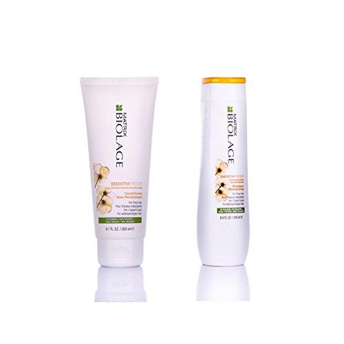 MATRIX Biolage Smoothproof Shampoo 250ml + Balsamo 250ml