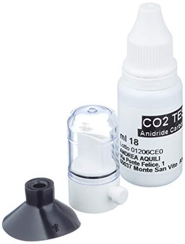 Aquili TST021 Test CO2, reactivo 18 ml y ampolla de plástico