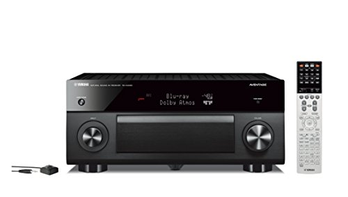 Yamaha RX-A3060BL 11.2 Channel Network AV Receiver