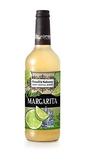 Powell & Mahoney Craft Cocktail Mixers - Classic Margarita -...