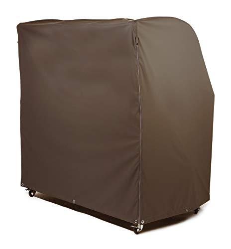 Atmungsaktive Premium Strandkorb – Abdeckung für Devries® Comfort XL (bis 2011)