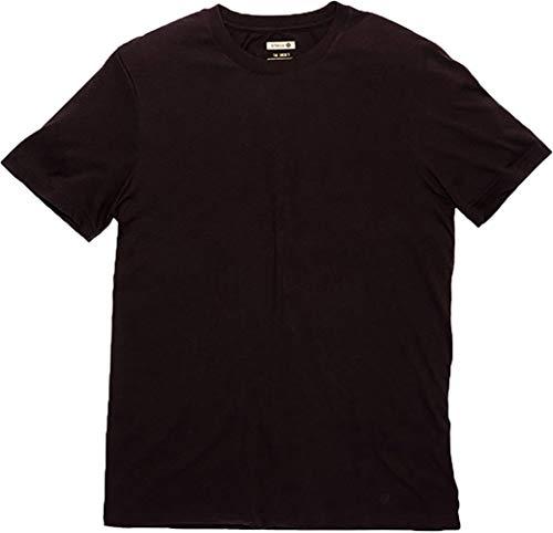Photo of Stance Men's Standard Short Sleeve Shirt –  Black –  Large