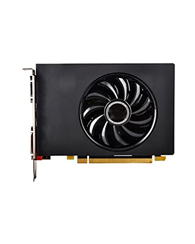 GUOQING Tarjeta gráfica para Juegos Fit For XFX Radeon R7 240A 2GB Tarjetas de Video GPU Fit For AMD Radeon R7240A GDDR5 128bit Tarjetas de Pantalla gráfica Computadora de Escritorio