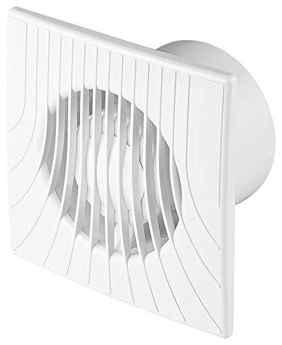 Sun - Ventilador para vivienda (diámetro de 120 mm, diferentes funciones, interruptor de cuerda)