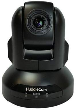 HuddleCamHD USB Conference Cameras with PTZ Control - Webcams for Zoom Video Conferencing (3X, Black)