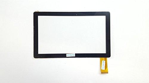 Schwarz Touchscreen Digitizer Glas komp. Mit Alldaymall A88X 7 Inch Tablet PC