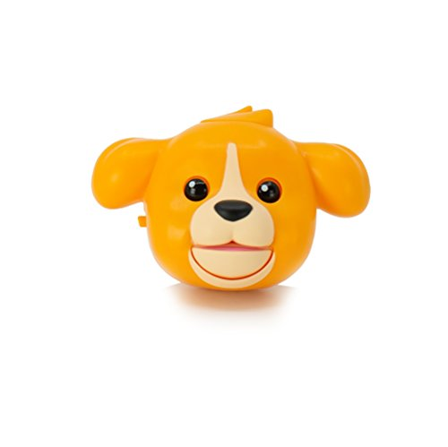 Mojimoto Puppy Dog Repeating Talk-Back Toy That Records & Repeats and Lip-syncs to Music! (Styles May Vary) by Cepia