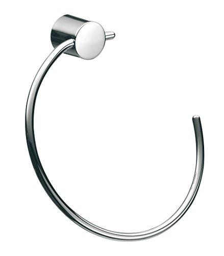 Emco 455500100 Handtuchring Rondo 2 209 mm, starr, verchromt