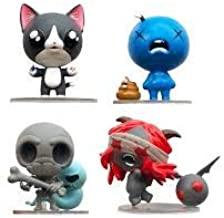 Studio71 Binding of Isaac: Four Souls Set of 4 Collectible Statues and Figurines The Perfect Game Inspired Action Figures for Fans and Collectors
