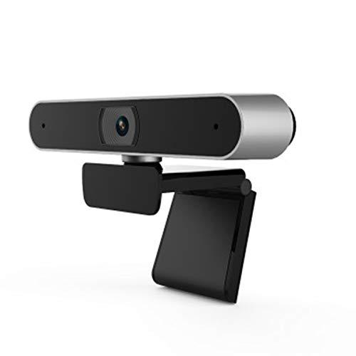 DELMO Webcam Met Ingebouwde Microfoon Voor Live Conferentie Desktop Laptop Usb 1080P Plug-N-Play Webcamera