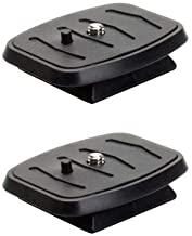 SUNPAK 2 Pack Quick Release Plate for 5858D Panhead