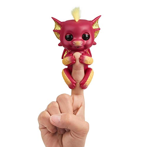 Product Image of the WowWee Fingerlings Interactive Baby Dragon