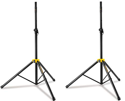 Hercules SS200BB 2 Stage Series Speaker Stands w/Carrying Bag