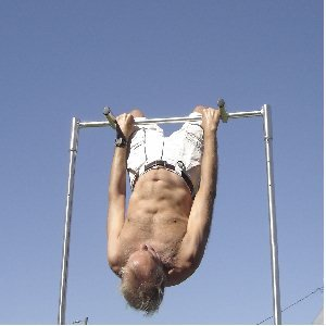 Trapeze All-in-one Stand Alone Pull up Bar