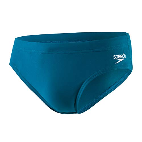 Speedo Essential Endurance, Slip da Bagno Uomo, Nordic Teal, 32 (IT 46)