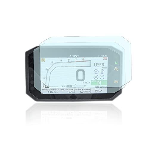 Protector de pantalla para velocímetro de Honda X-ADV 2021+ Honda CB1000R 2021+ Honda Forza 750 2021 cristal blindado