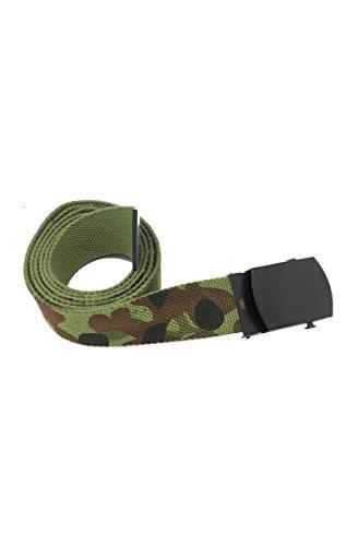 Textilgürtel camouflage