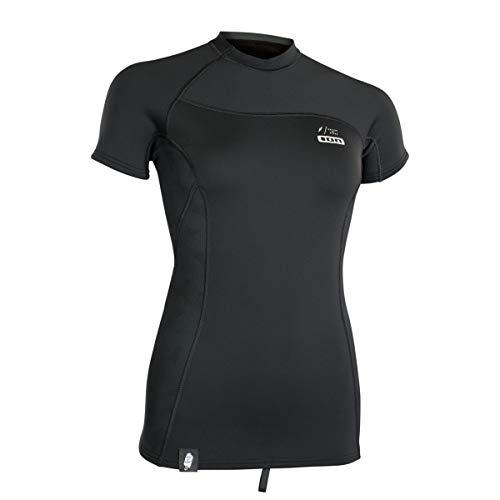 Unbekannt ION 2mm Damen Neopren Top/Shirt 2020-Blue-40 L