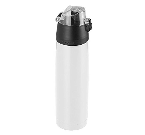 Kimood KI3114 - BOUTEILLE ISOTHERME INOX 'EASY DRINK SYSTEM' 500 ML