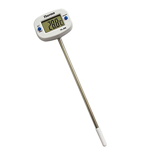 Bluelans Cooking Thermometer Instant Read Digital Thermometer for All Food, Grill, BBQ and Candy, Meat Thermometer