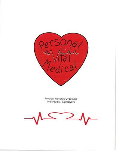 Personal Medical Organizer (English Edition)