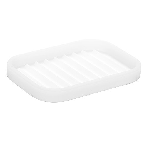 Price comparison product image iDesign Lineo Soap Dish,  Transparent