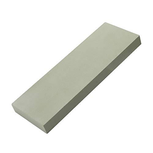 KKmoon Abziehstein Schleifstein Set,1000# Messerschärfer für alle Klingen Küchenschneider-Schärfer Einseitiger Schleifstein