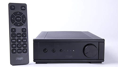 Rega Io. Amplificador integrado con etapa de fono incorporado. 30 W por canal y toma de auriculares