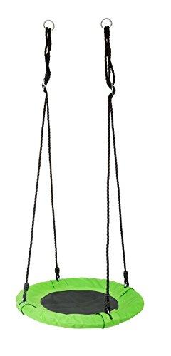 small foot 10474 Nestschaukel Liegewiese, aus wetterbeständigem und strapazierfähigem Material, mit Aufhängesystem, ab 3