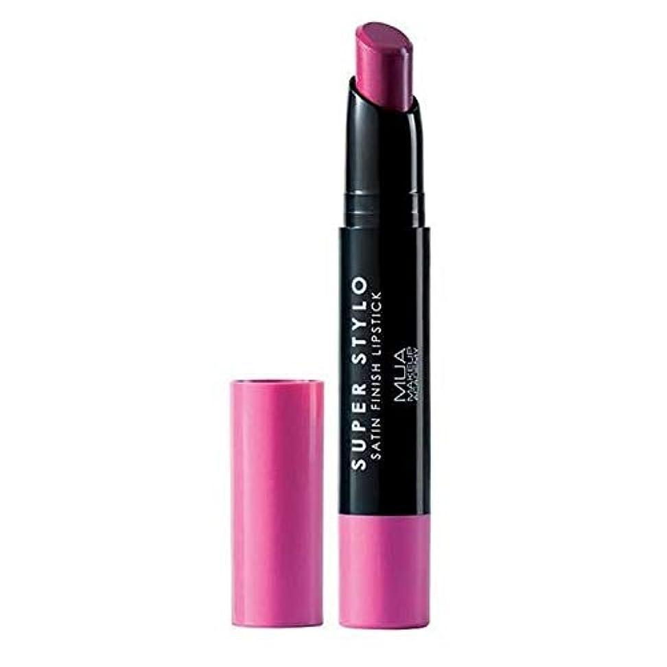 蓄積する公平ラッドヤードキップリング[MUA] 優れたMuaスーパーStylo口紅003 - MUA Super Stylo Lipstick Superior 003 [並行輸入品]