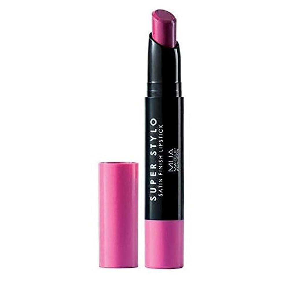 インスタンス口述カテナ[MUA] 優れたMuaスーパーStylo口紅003 - MUA Super Stylo Lipstick Superior 003 [並行輸入品]