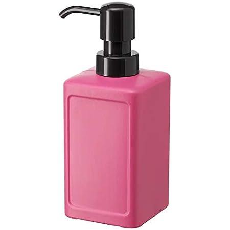 Ikea Rinnig Soap Dispenser, Pink, 450 ml (15 oz) with TSS Cotton Balls(5pieces)
