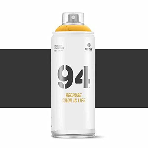 Bombe de peinture MTN 94 (R-7016 Gris Anthracite)