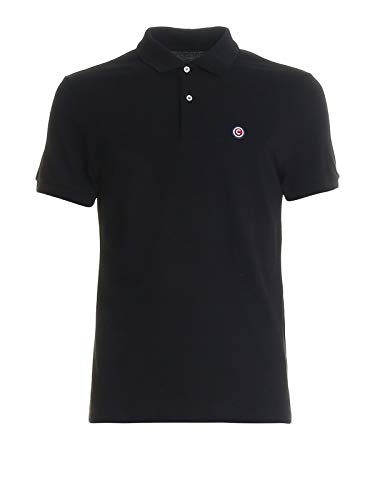 Colmar Originals Luxury Fashion Herren 7620Z4SH99 Schwarz Baumwolle Poloshirt | Frühling Sommer 20