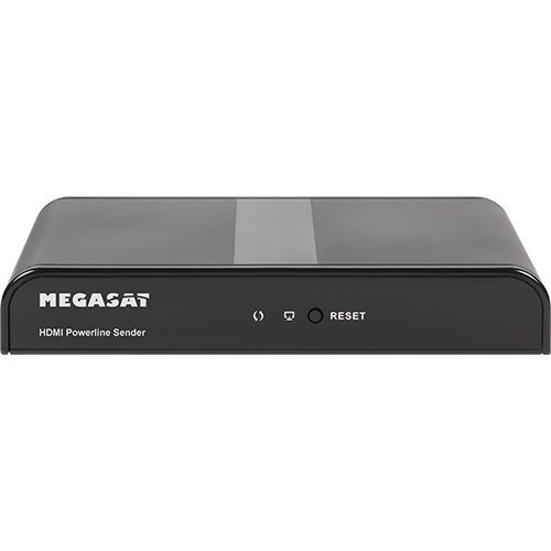 MegaSat 0900147 HDMI Powerline/Streamer schwarz