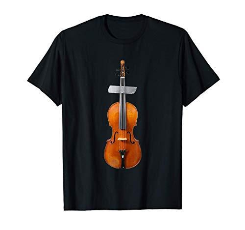 Violín Instrumento musical Cinta adhesiva Violinista Camiseta