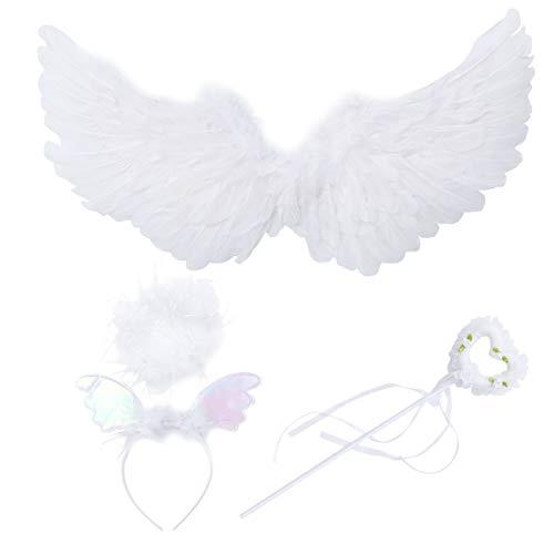 - Halloween Kostüme Engel Flügel