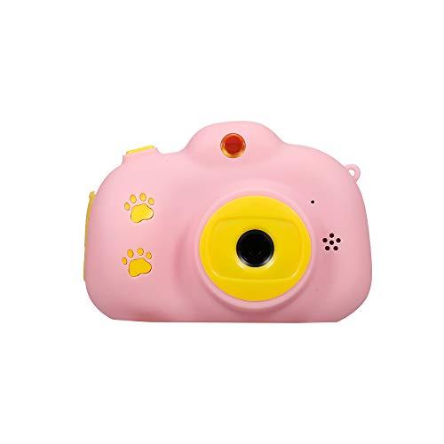 GoolRC Juguetes de cámara para niños Cámara para selfies para niños 2.4 pulgadas Cámara para niños Cámara de video 1080P recargable a prueba de golpes Los mejores regalos cumpleaños para niños y niñas