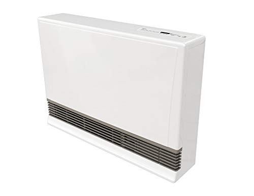 Rinnai EX38CN Direct Vent Wall Furnace Direct Vent Beige Less Wall Thermostat Compatible