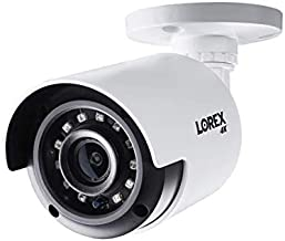 Lorex 4K Ultra HD Analog Indoor/ Outdoor Add-On Security Camera with Color Night Vision (Requires Recorder)