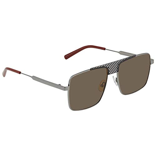 Sonnenbrille Oxydo O.NO 2 11 0807 2M schwarz/braun AR