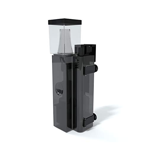 AQUATICLIFE 115 Mini Internal Protein Skimmer/Filter for Saltwater Aquariums, 30 Gallon, Perfect for Small, Nano Tanks