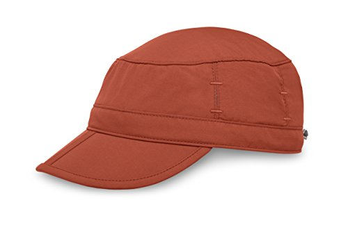 Sunday Afternoons Sun Tripper Hat, Mesa Red/Slate, Medium