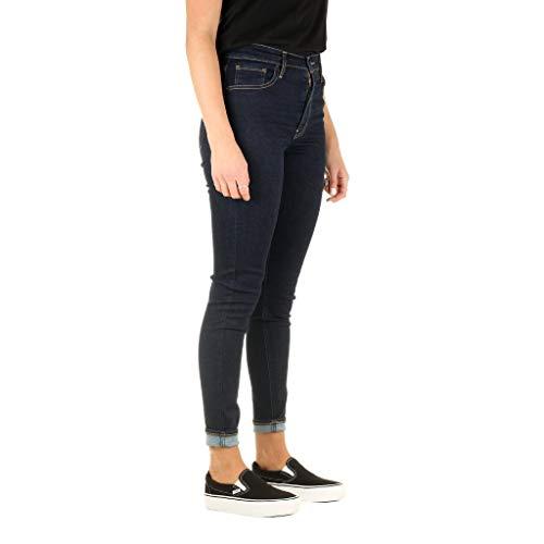 Levi's Damen Mile High Super Skinny Jeans, Celestial Rinse, 30W / 30L