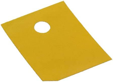 THERM Boston Mall PAD 18.42MMX13.21MM AMBER of Max 42% OFF 100 Pack