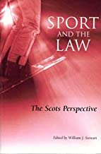 Sport and the Law: The Scots Perspective