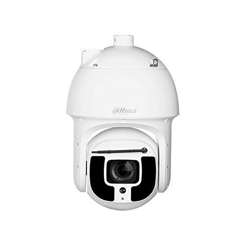 Dahua - Cámara IP AI PTZ Starlight 8MP 4K Ultra HD IR 500MT 40X WDR Wiper Hi-PoE - SD8A840WA-HNF