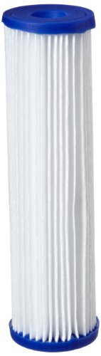 Pentek  15501743 R30 Pleated Polyester Filter Cartridge 93/4quot x 25/8quot 30 Microns