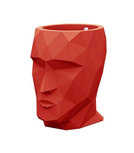 Vondom Vaso ADAN – Rosso, 76 x 96 x 100 cm