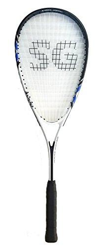 SquashGalaxy Intro 5000 Squash Racquet Series (Beginner Frame, Amazing Value!!) (Blue)